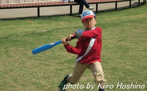 G9Xレビュー、公園野球