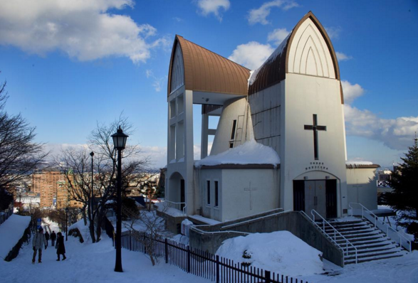 Hakodate-Episcopal-Church