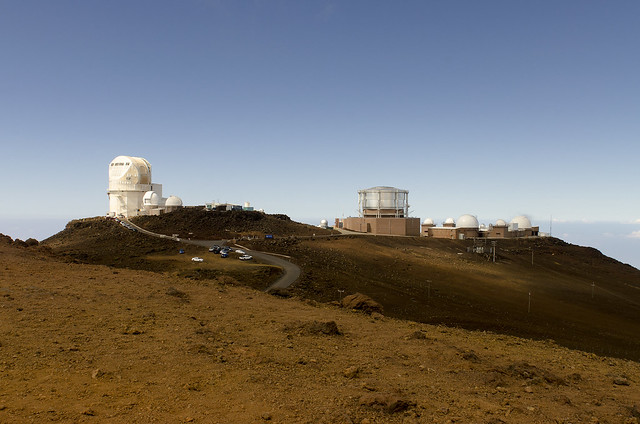 Haleakala Observatory - Maui
