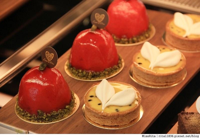 金心盈福 Cuore D'oro法義甜點 台中法式甜點 台中甜點 台中下午茶 台中推薦甜點 義式冰淇淋49