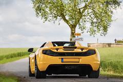 McLaren 12C Spider MSO