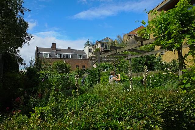 Tate Modern Community Garden-2