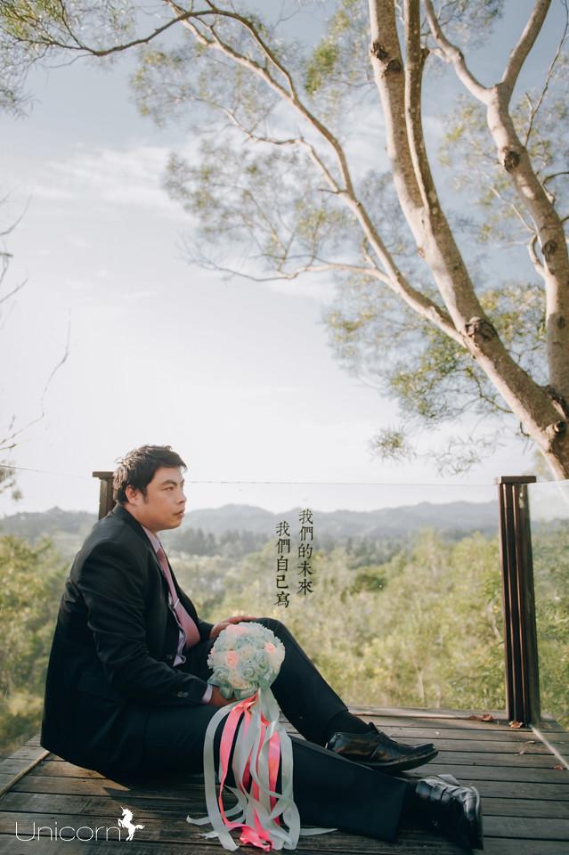 《婚紗》信宏 & 綠芳 / 心之芳庭
