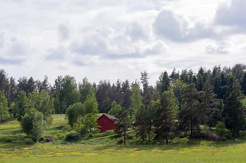 contryside ef70200mmf40lisusm sweden country landscape canon6d cottage nonaceos paesaggio södermanlandslän se