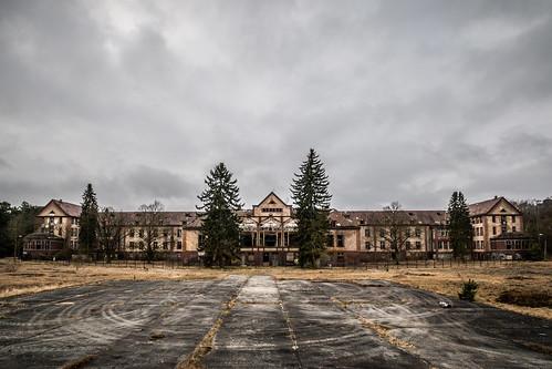 Beelitz Heilstätte