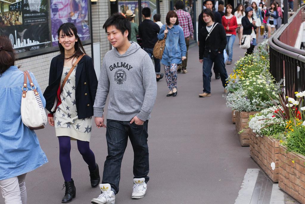 Kumoidori 8 Chome, Kobe-shi, Chuo-ku, Hyogo Prefecture, Japan, 0.002 sec (1/500), f/7.1, 85 mm, EF85mm f/1.8 USM
