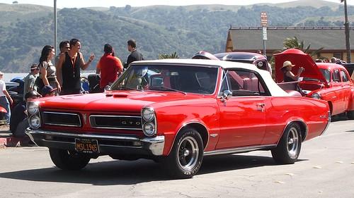 1965 Pontiac GTO Convertible (Custom) 'MSL1965'