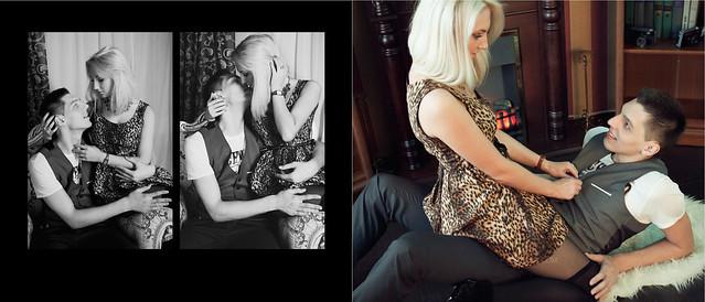 Шаблон Минибука, шаблон фотокниги, фотосессия Lovestory