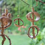Science & Design for Kids: Recycled Bird Feeder Mobile
