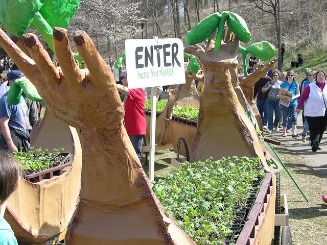 MayDay 2013 Enter for Kale