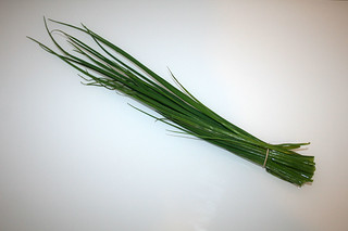 10 - Zutat Schnittlauch / Ingredient chives