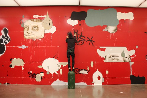 Untitled, 1999-2012 by Barry McGee