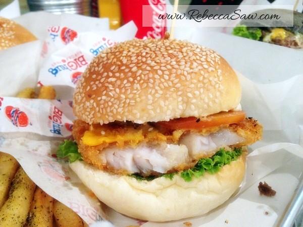 big hug burger subang - ss15-008