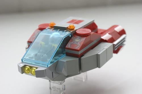 Shuttlepod #1.3 Red