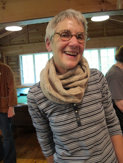 Anne Hanson Modeling Birchleaf