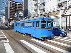 Hankai Tramway 165 (May 2013)