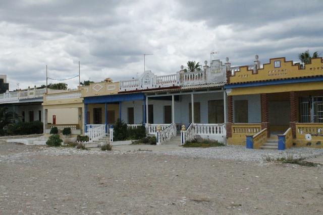 casas de playa - playa de nules #viajes