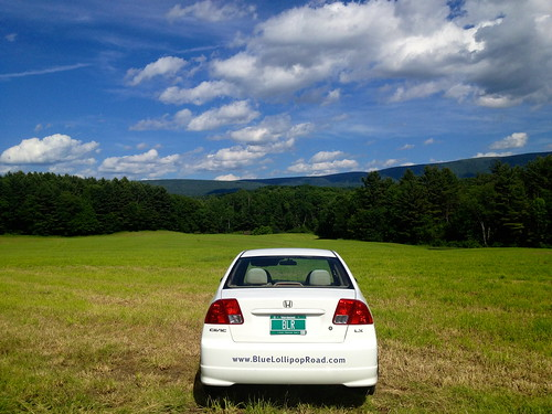 BLR-Mobile in Vermont