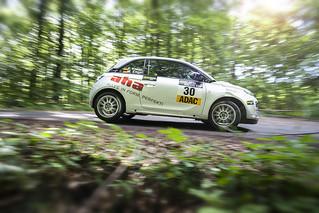 ADAC Opel Rallye Cup: Rallye Stemweder Berg