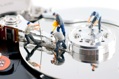 disk recovery in bellevue wa