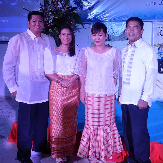 Philippines EcoGuides Association Officers