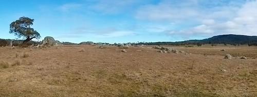 Monaro boulders