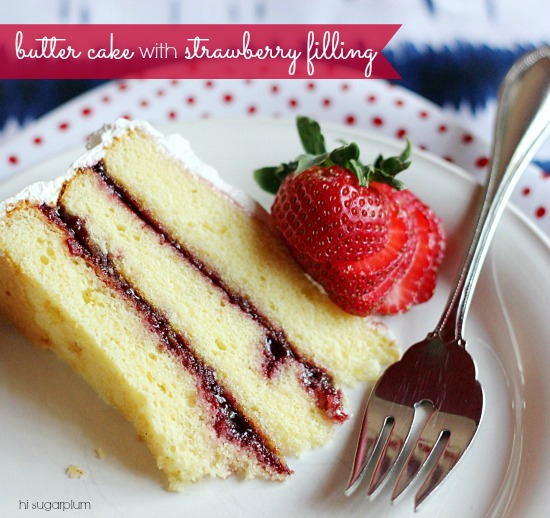 white wedding cake with strawberry filling recipe strawberry cake filling 27425