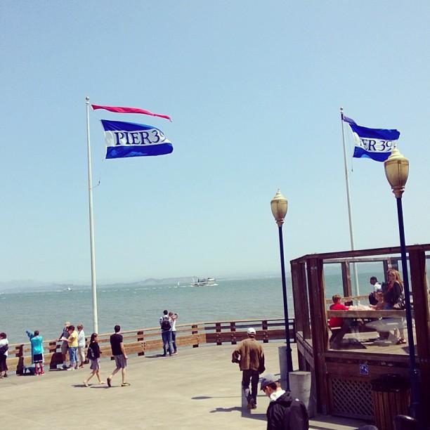 Pier 39 California