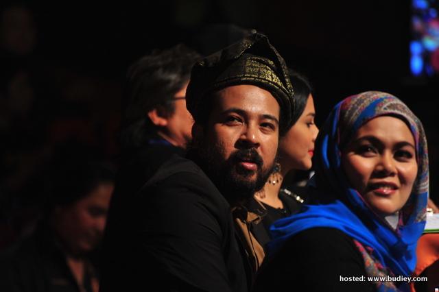 Juri Jemputan Monoloq dan Tengku Khalidah