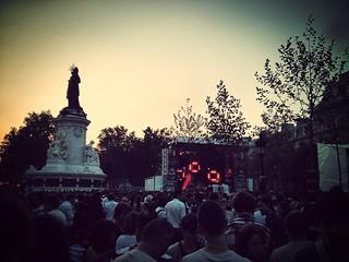 Concerts Place de la République