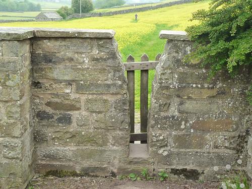 squeeze gate