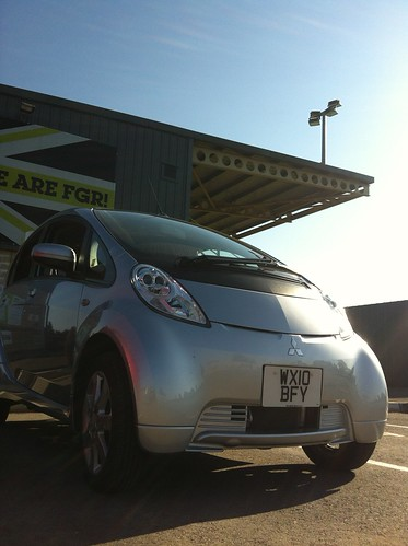 We have achieved Forest Green Rovers FC! Hardest and longest stretch completed. Got here with 19% charge :) wheeee!