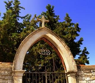 Cementiri de l'Ametlla de Segarra.