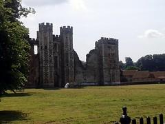 Cowdray Ruins