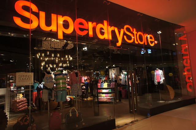 Superdry opens at Shangri-la Plaza Mall, East Wing  (1)