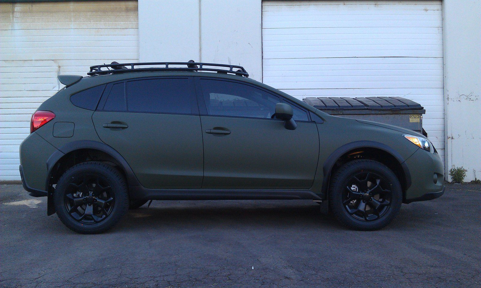 Awesome custom crosstrek