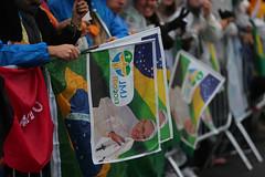 Aguardando al Papa: Rostros del JMJ 2013