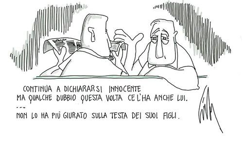 Un pregiudicato al Governo? (3) by Livio Bonino