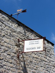 Lasalle County Historical Society Signage