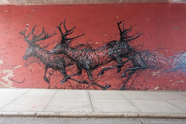 DALeast, Dumbo Walls
