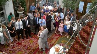 01.6 Wallace-Berman Knoxville TN Wedding, Sword Sounds