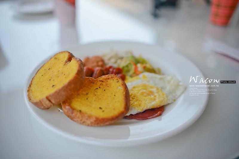 小琉球 琉星嶼民宿 早餐