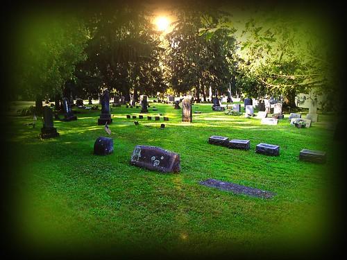 new york sunset cemeteries newyork church cemetery mood village christ state historic historical manlius nrhp onondagacounty onasill