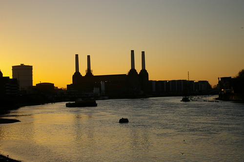 Sunset Battersea III