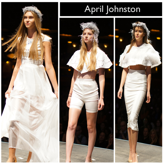 STLFW, Project Runway, April Johnston c