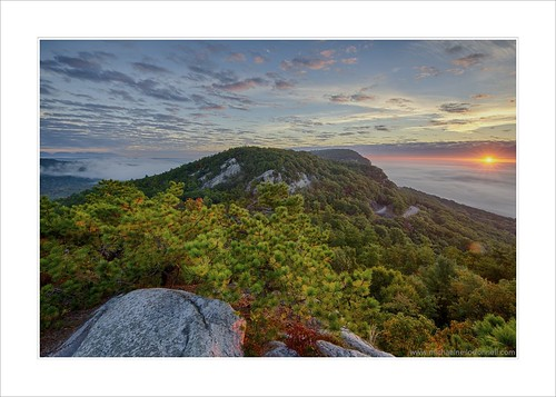 usa ny rock fog sunrise rocks gunks ulstercounty pitchpine trapps mohonkpreserve shawangunkridge wallkillvalley