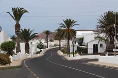 picturesque town of La Santa