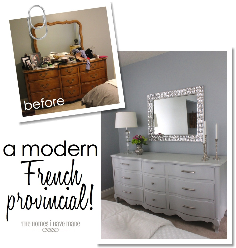 Provincial Bedroom Furniture A Modern French Provincial The Homes I Have Made