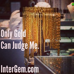 #gold #chain #intergem #luxury #style #fashion #shopping #gemshow #event