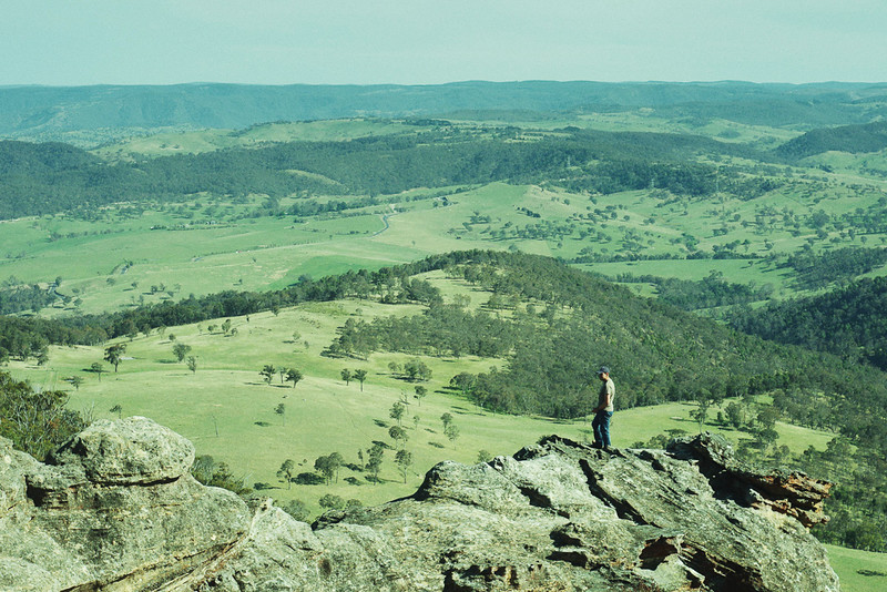 Hassan's Lookout, NSW